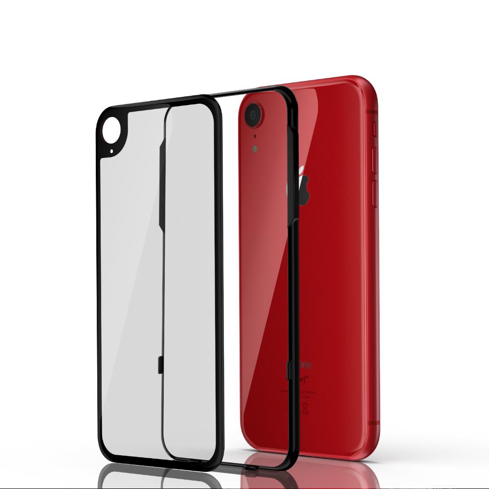 iPhone XR Schutzfolie Rückseite