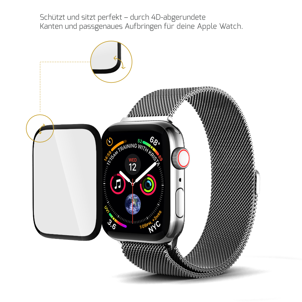 Apple Watch Displayschutz