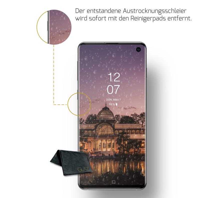 Samsung S10 Schutzfolie