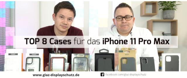 Hüllen für iPhone 11 Pro Max