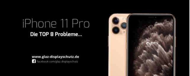 Probleme iPhone 11 Pro
