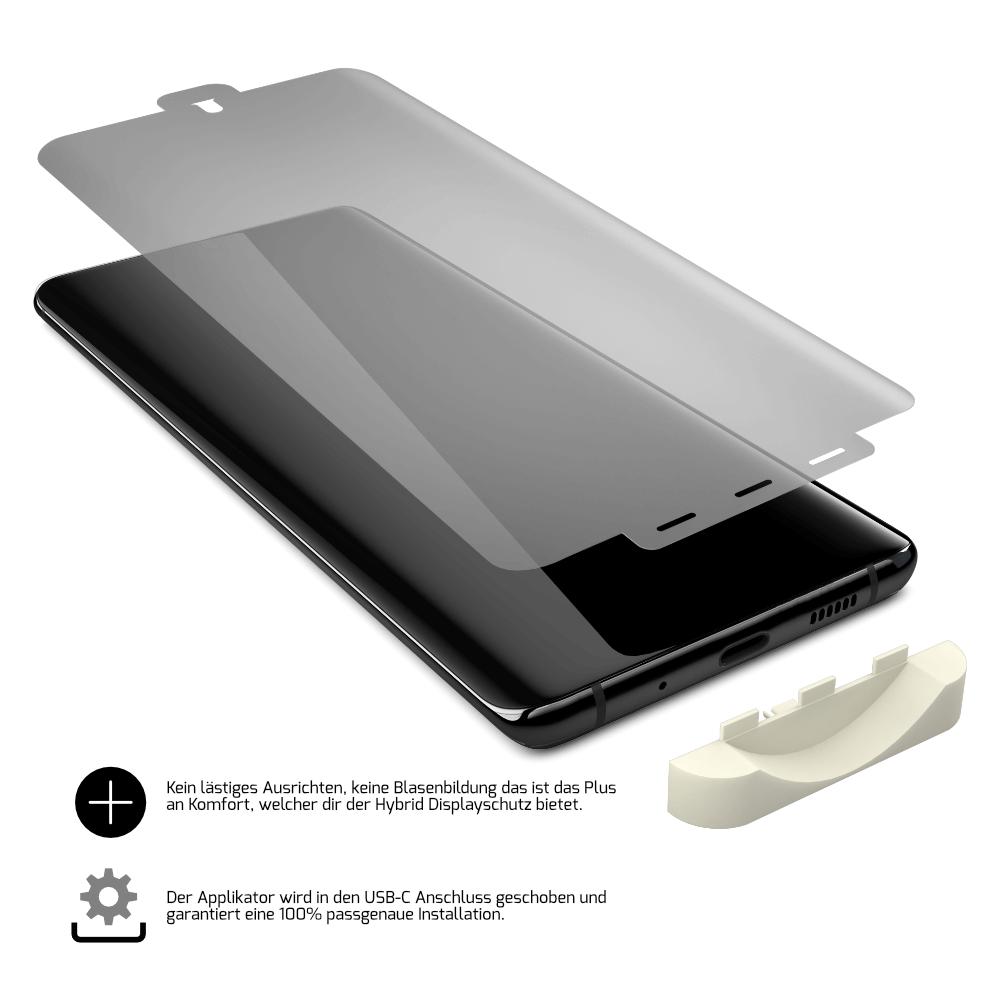 Der Samsung S20 Displayschutz Hybrid