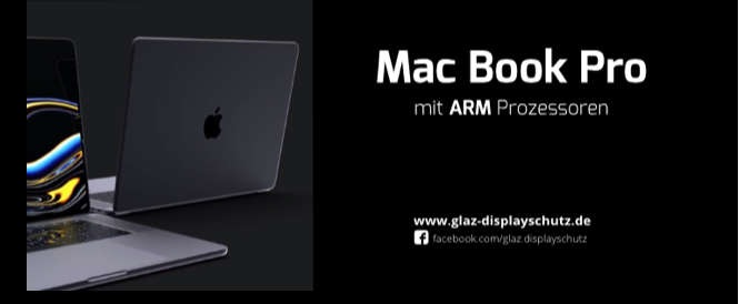 Apple MacBook mit Silicon Chip