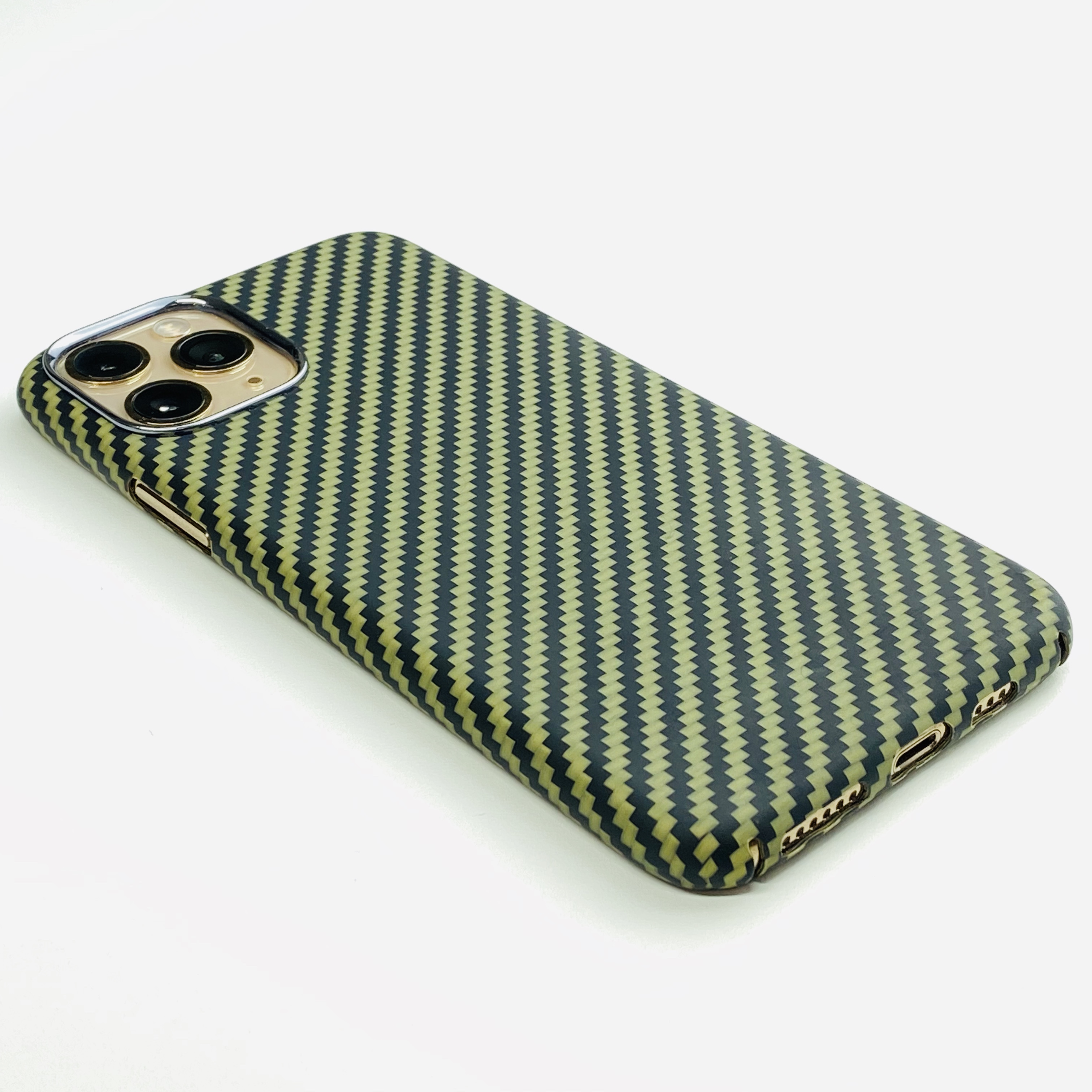 iPhone 11 Pro Max Armaid Case Special Edition grün schwarz
