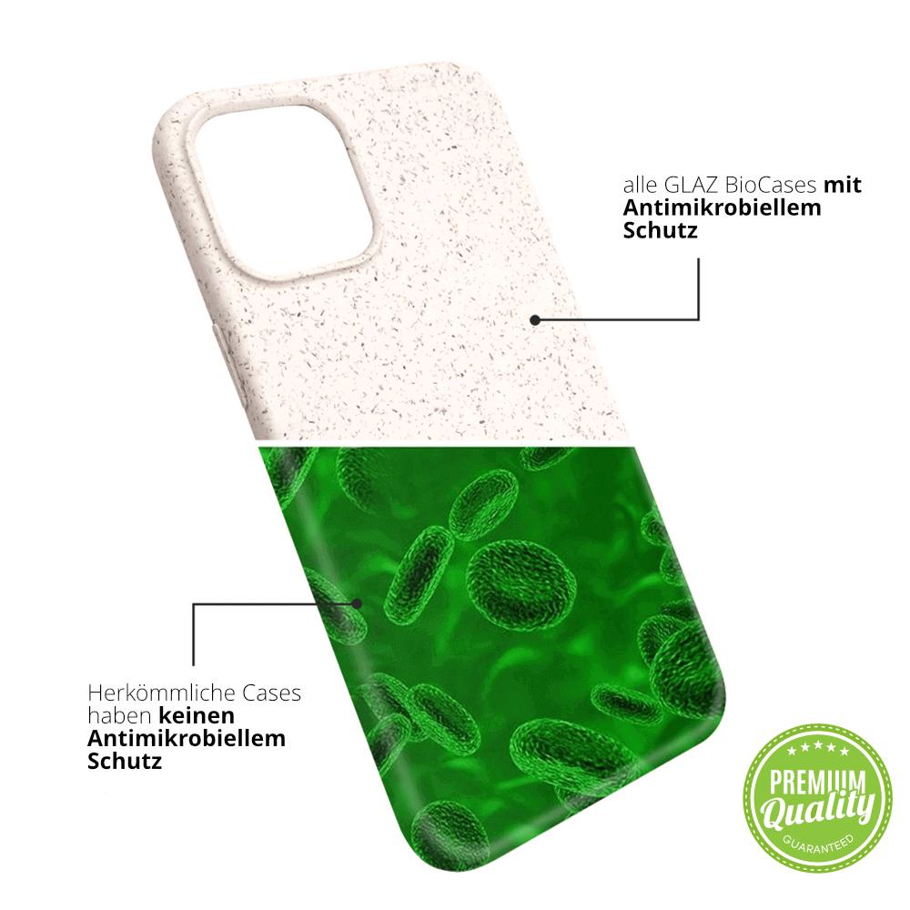 GLAZ Bio Case mit antimikrobiellem Schutz