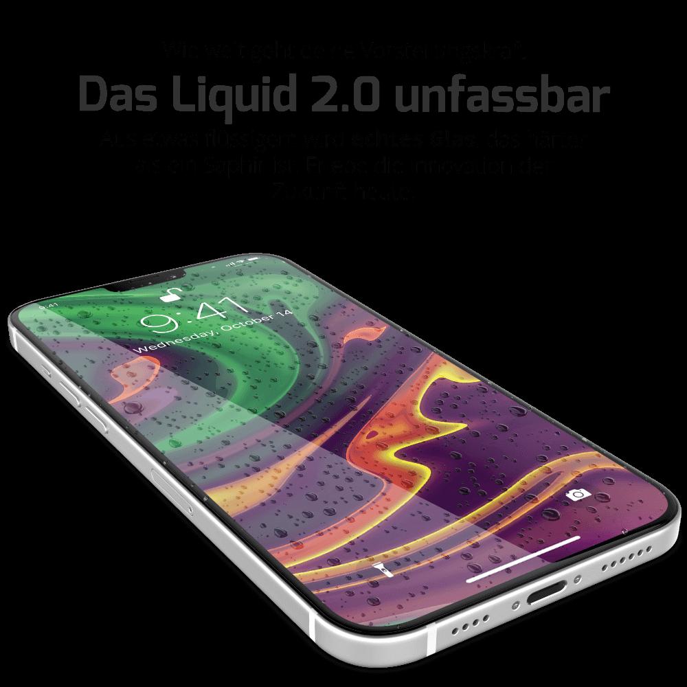 iPhone 12 flüssiger Displayschutz