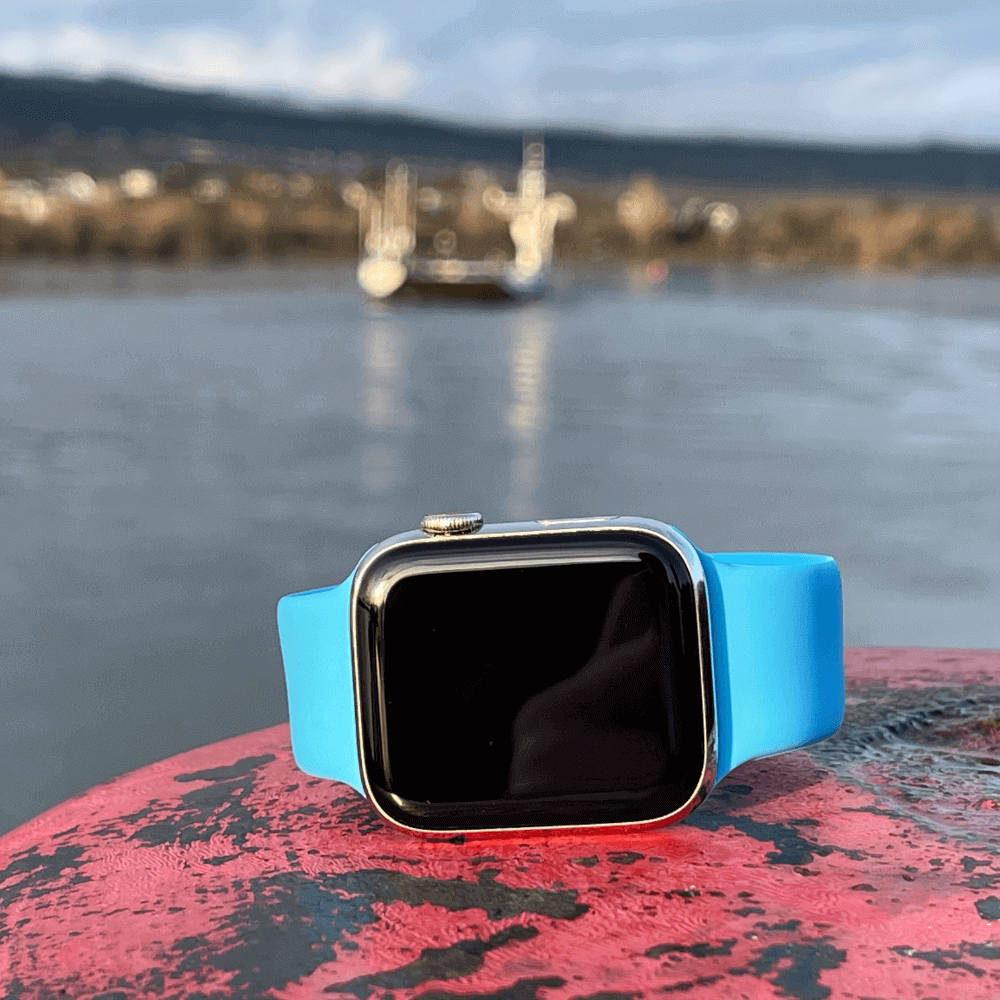GLAZ Nouvo Inizio Apple Watch Displayschutz